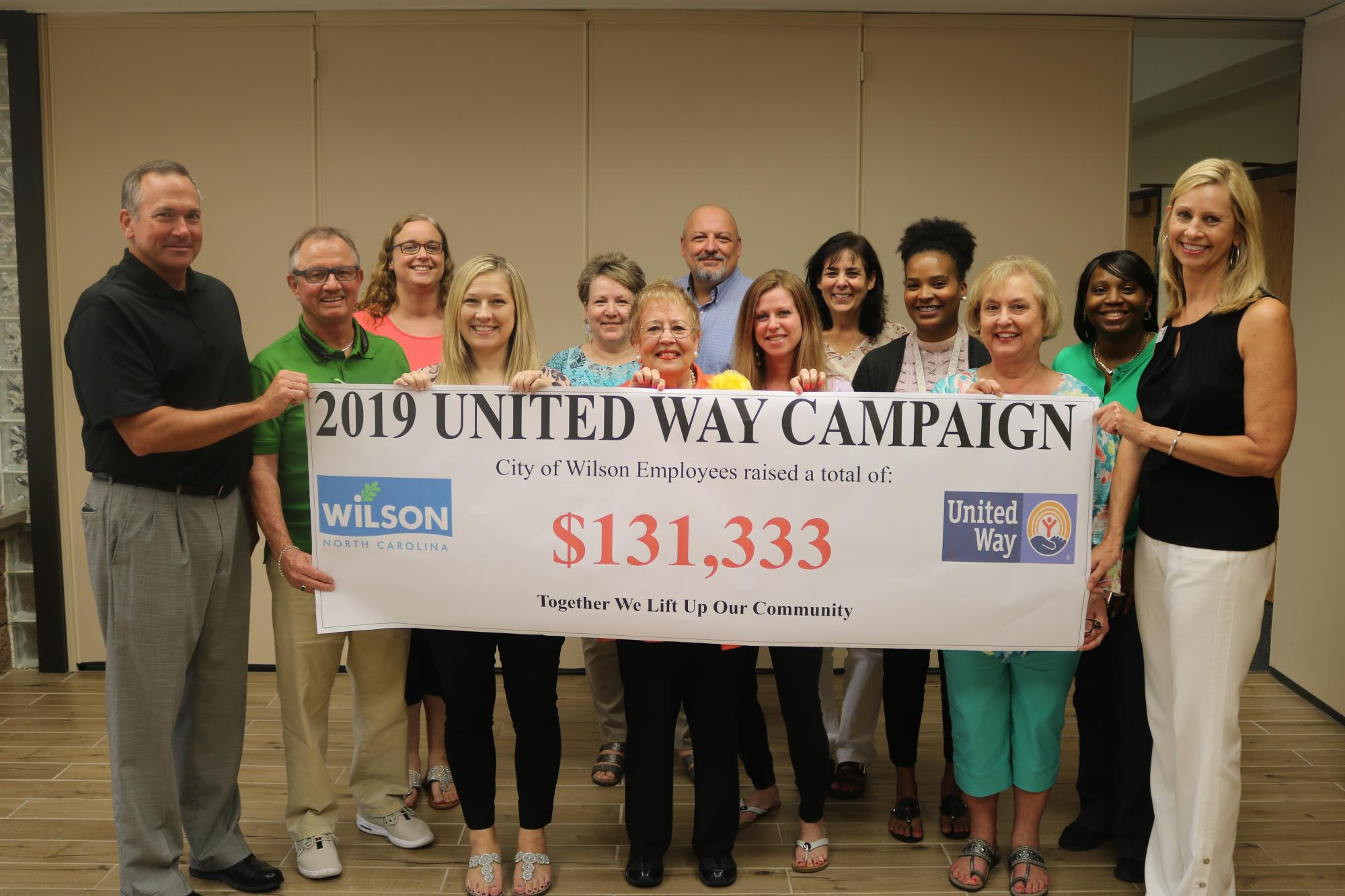 2019 United Way results