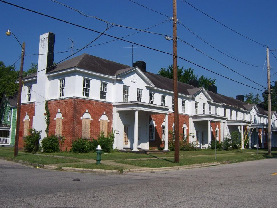 Request for Proposals being accepted for Anderson Apartments & Anderson Duplex.