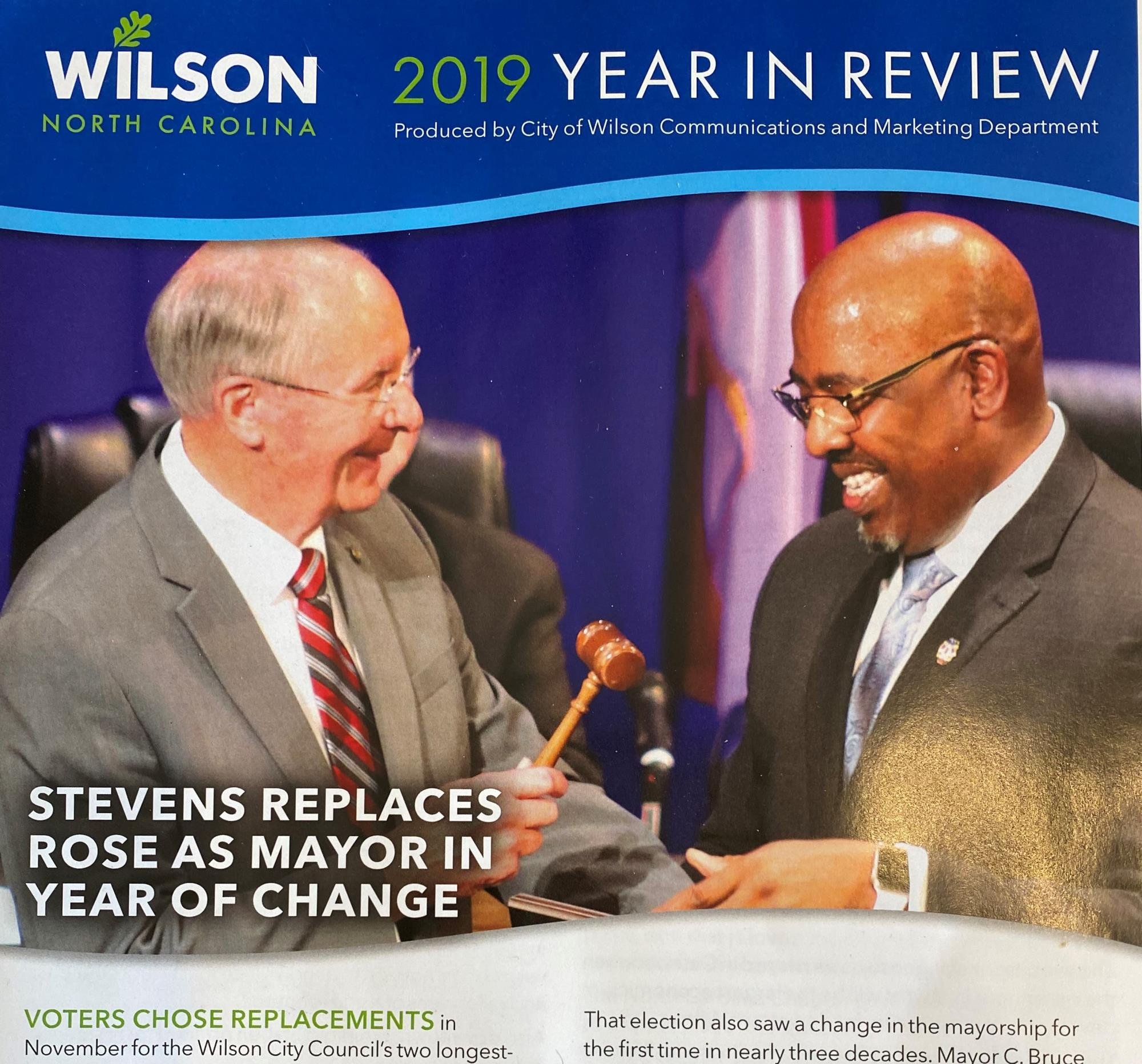 Wilson 2019 Year in Review
