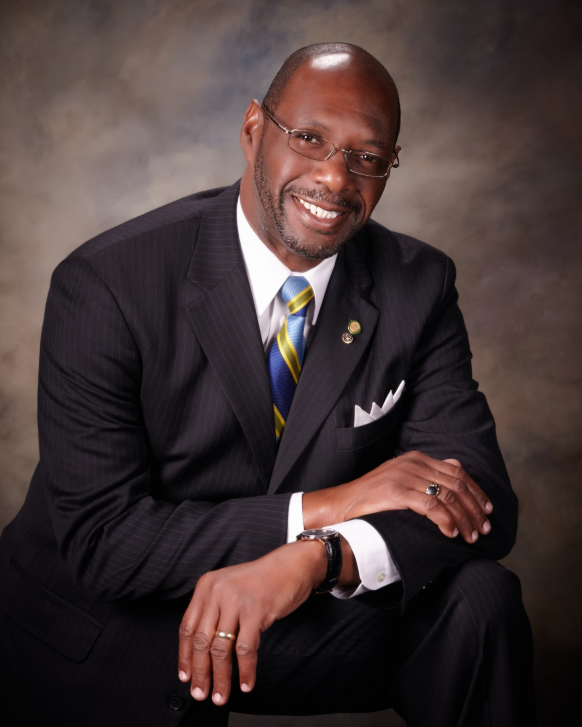 Councilman Michael S. Bell District 2