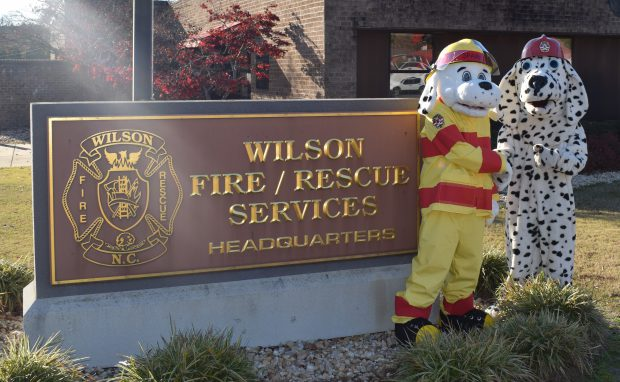 Life Safety Education – City of Wilson